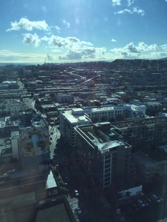 InterContinental San Francisco: SOMA view...