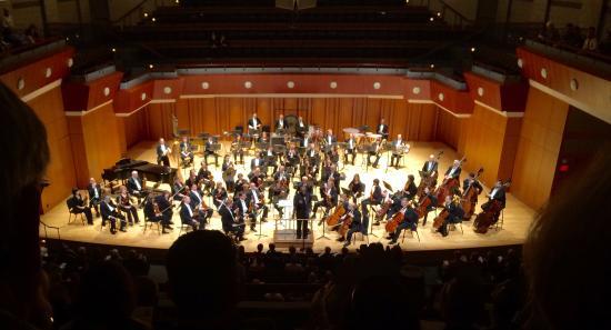 Athens, Джорджия: Atlanta Symphony Orchestra at the UGA PAC