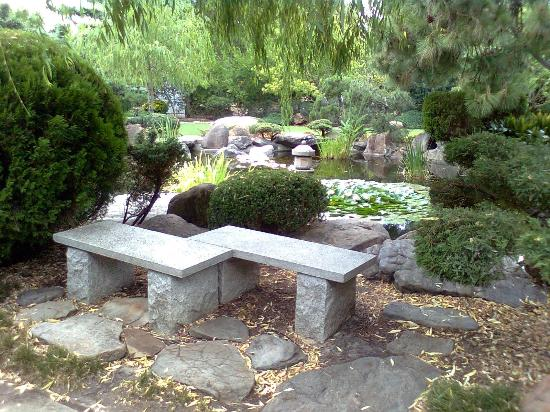 13 Perspective Stones Picture Of Himeji Garden Adelaide