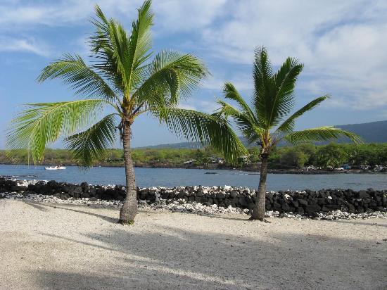 Honaunau, Hawái: At the House of Refuge, Kona, HI