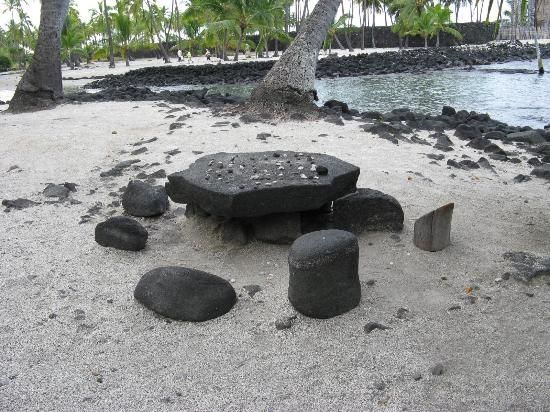 Honaunau, Χαβάη: At the House of Refuge, Kona, HI