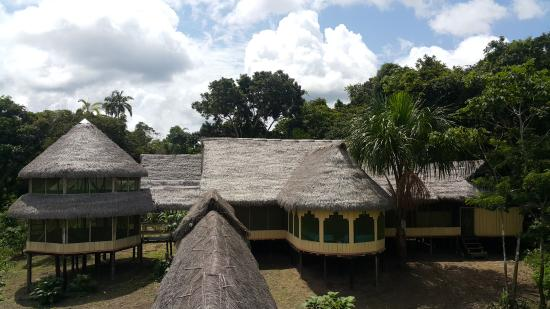 Curuhuinsi Lodge