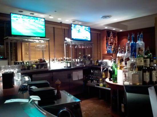 Bar area at Tony Roma's