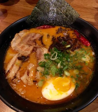 South Pasadena, CA: Spicy ramen