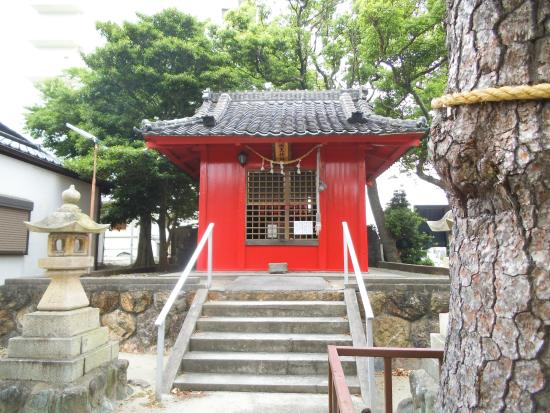 Benten Jinja Shrine