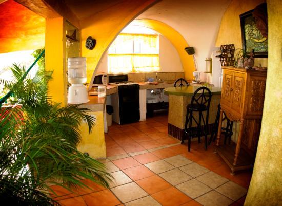 La Casa del Artista : Cocina suite 1