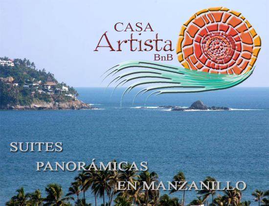 La Casa del Artista : Suites panorámicas en Manzanillo