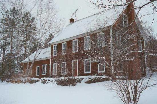 Viking Nordic Center: Viking's 4-bedroom farmhouse is available to rent