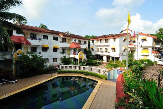 Alegria - The Goan Village: Facade