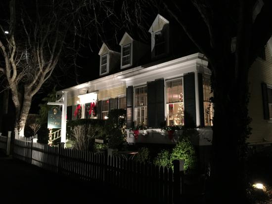 The Inn at Cook Street: Home for the holidays