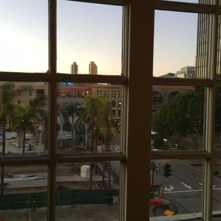 The US Grant: View From Room
