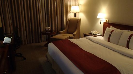 Holiday Inn Seongbuk Seoul: 広めの造りです