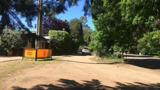 Harrietville, Australia: Beautiful Spring Morning - Cup week.