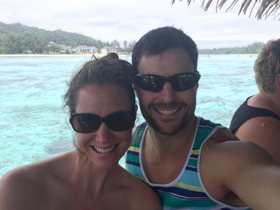 Sea Change Villas: Koka Lagoon Cruise on the lagoon!