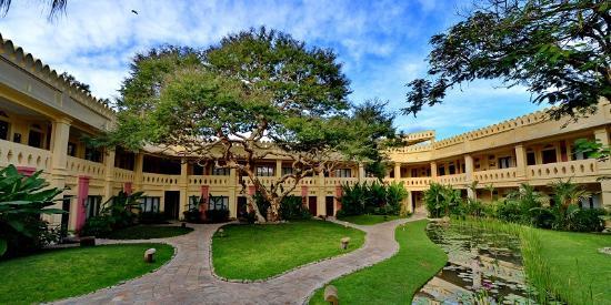 Areindmar Hotel : Deluxe Building