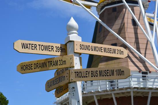 Foxton Windmill: Where is???