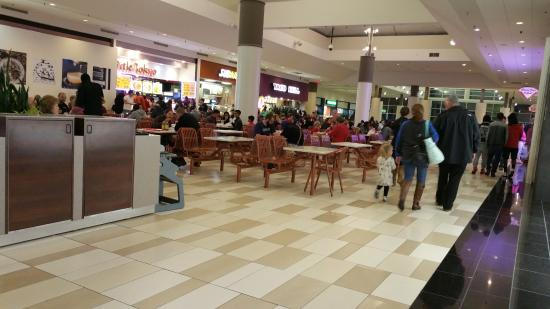 Food Court At Crossgates Mall Picture Of Crossgates Mall