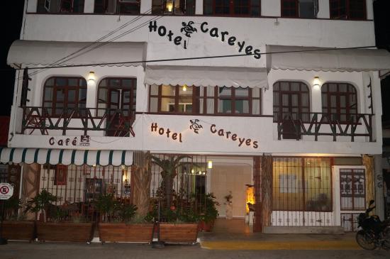 Careyes Puerto Escondido: FRENTE HOTEL