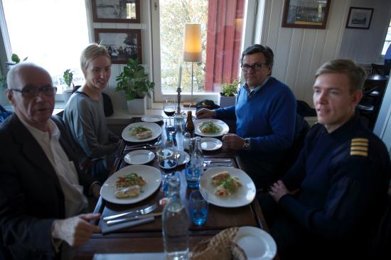 Sandhamn, Suecia: Restaurangen