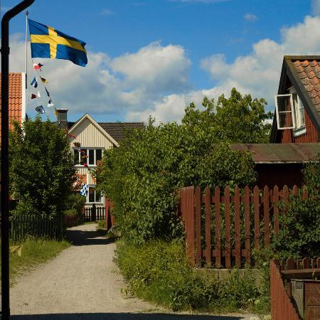 Sandhamn, Suecia: Sommar