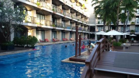 Baan Laimai Beach Resort: Pool