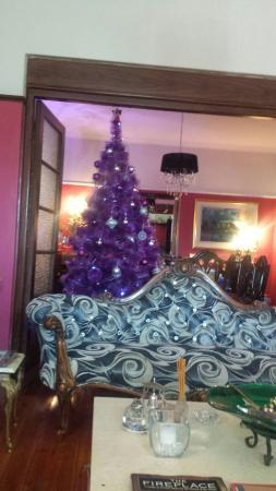 Christmas at the chocolate house
