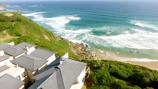Brenton On Rocks Guesthouse: Aerial