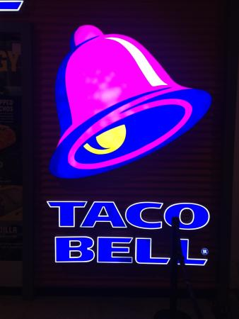 Taco Bell Logo taco bell at rcity - picture of taco bell, mumbai (bombay