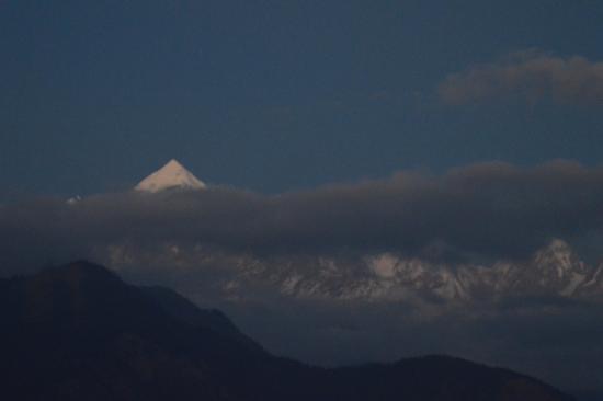 Bilju Inn: Panchauli playing hide and seek in the moonlight