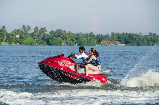 Jet Ski Fun Picture Of Jet Water Sports Negombo Tripadvisor