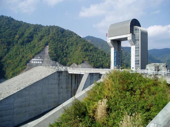 Naramata Dam