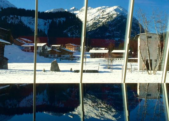 Hotel Austria: The Pool with a View
