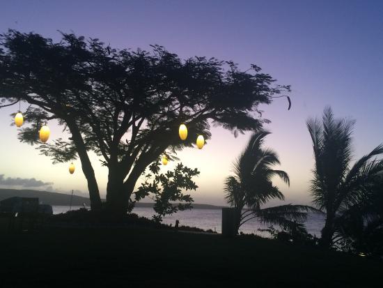 The Havannah: Sunset