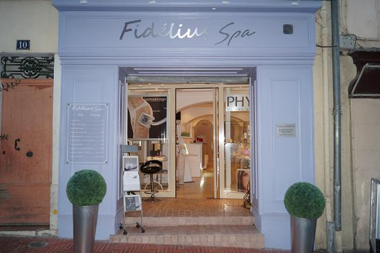 Ollioules, ฝรั่งเศส: Fidelius spa