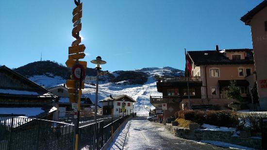 Bivio, Szwajcaria: Wonderful place, beautiful people.