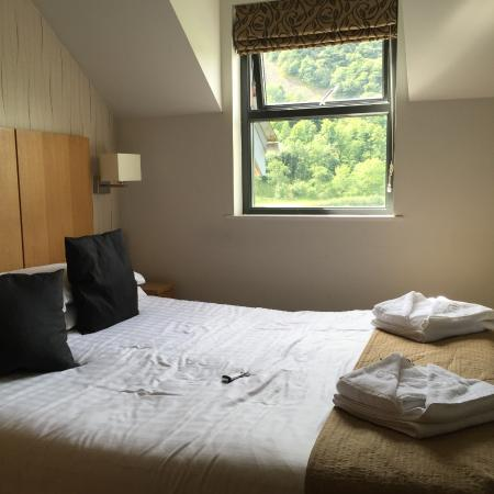 ‪‪Thirlmere‬, UK: Room (The Lodge in the Vale)‬