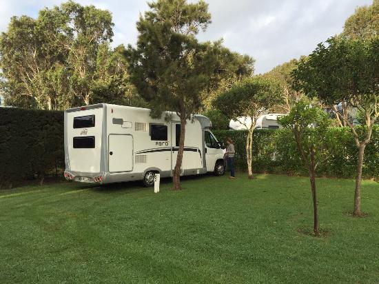 Camping Rio Jara