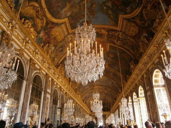 Sala degli specchi foto di reggia di versailles for Charles che arredo la reggia di versailles