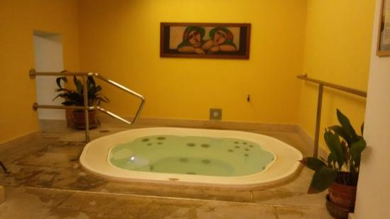 Idromassaggio zona benessere picture of albergo posta - Bagno vignoni hotel posta marcucci ...