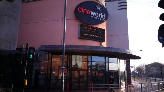Бекслихит, UK: Cineworld