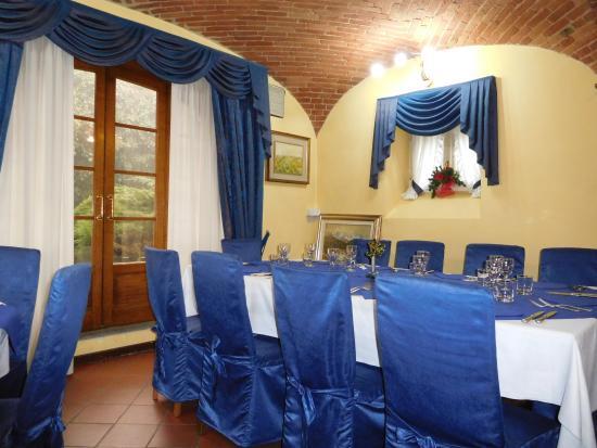 Piccola Sala Da Pranzo : Sala da pranzo più piccola 2 foto di la vignassa ristorante pino