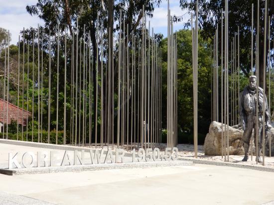 Australian National Korean War Memorial