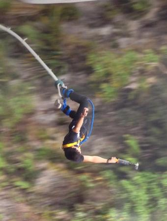 Bungy at Gravity Canyon