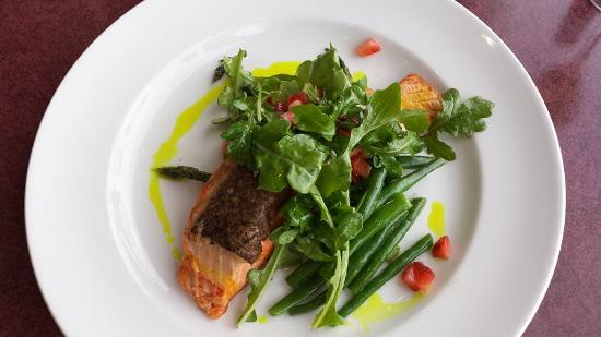 Blue Shed: Main - Ocean trout