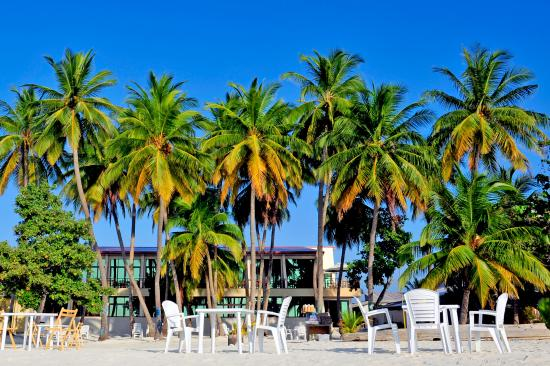 Sun Tan Beach Hotel : Hotel