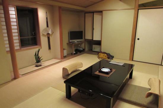 Yoshinoya: 室内