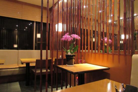 Yoshinoya: 夕食会場