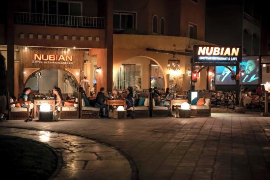 Nubian Cafe & Restaurant