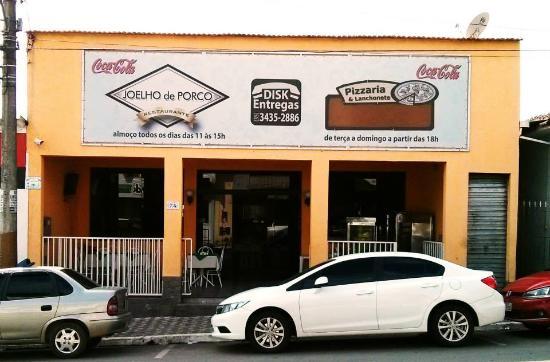 Restaurant Joelho De Porco