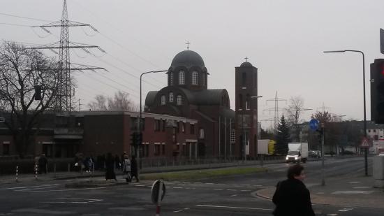 Griechisch-Orthodoxe Kirche Heiliger Andreas